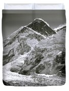 Everest Sunrise Duvet Cover
