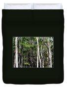 Everglade Magic Duvet Cover