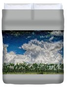 Reflected Everglades 0203 Duvet Cover