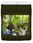 Everglades Duvet Cover