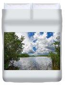 Everglades Lake - 0278 Duvet Cover