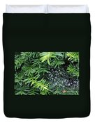 Evergreen Rain Duvet Cover
