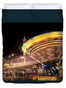 Evergreen State Fair Duvet Cover
