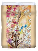 Love Everlasting Duvet Cover