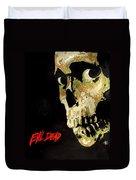 Evil Dead Skull Duvet Cover