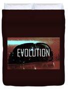 Evolution Duvet Cover