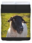 Ewe Bet I'm Cute Duvet Cover