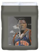 Ewing Duvet Cover by Don Medina