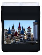 Excalibur Duvet Cover