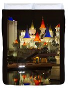 Excalibur Reflection Duvet Cover