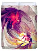 Exhilarated Duvet Cover