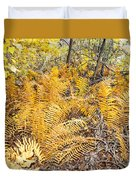 Exotic Plants Of The Dunes Duvet Cover