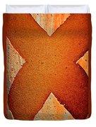 Expedicious Duvet Cover