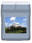 Expedition Everest Duvet Cover