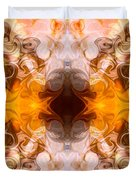 Exploding Ideas Abstract Pattern Artwork By Omaste Witkowski Duvet Cover