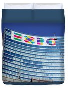 Expo Sign Duvet Cover