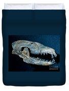 Extinct Gray Fox Duvet Cover