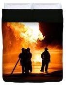 Extinguish Duvet Cover