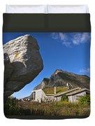 Extraordinary Landscape6 Duvet Cover