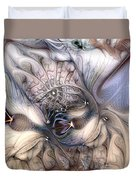 Extrinsic To Everything Duvet Cover