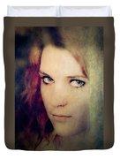 Eye Contact #02 Duvet Cover