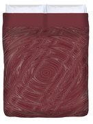 Eye In Vortex Duvet Cover