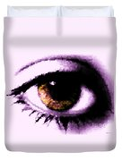 Eye See Duvet Cover