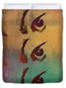 Eye Spy Duvet Cover