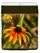 Eye To The Sun Duvet Cover