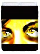 Eyes From The Inside 2 Duvet Cover