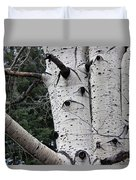 Eyes Of The Trees Duvet Cover