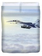 F-15 Eagle Duvet Cover