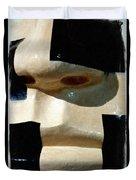 Face On Duvet Cover