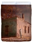 Faded Memories Duvet Cover
