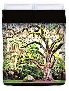 Fairchild Painted Duvet Cover