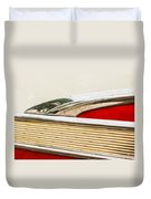 Fairlane Detail Duvet Cover