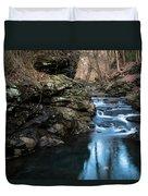 Fairmont Falls Duvet Cover