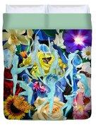 Fairy Dance Duvet Cover