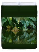 Fairy Pond Duvet Cover