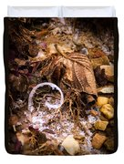 Fairy Ring Door Duvet Cover