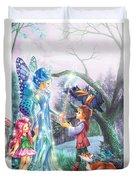 Fairy Wand Duvet Cover