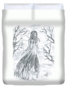 Fairytale Winter Duvet Cover