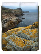 Falkland Islands Duvet Cover
