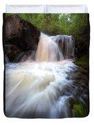 Fall And Splash Duvet Cover