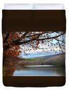 Fall Approaching Duvet Cover