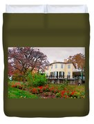 Fall At Lemon Hill Duvet Cover