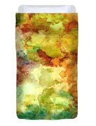 Fall Bouquet Duvet Cover