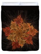 Fall Burst Duvet Cover