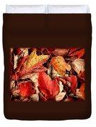 Fall Carpet Duvet Cover
