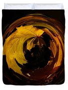 Fall Colorball Duvet Cover